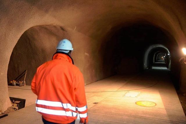 Tag des offenen Tunnels an Christi Himmelfahrt