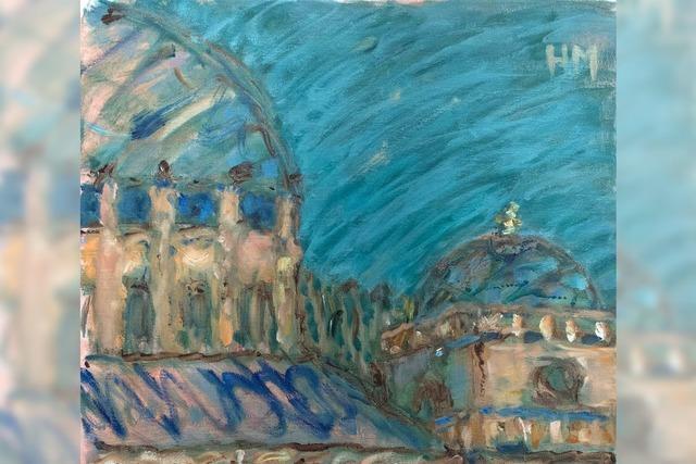 St. Blasien als Kunstthema