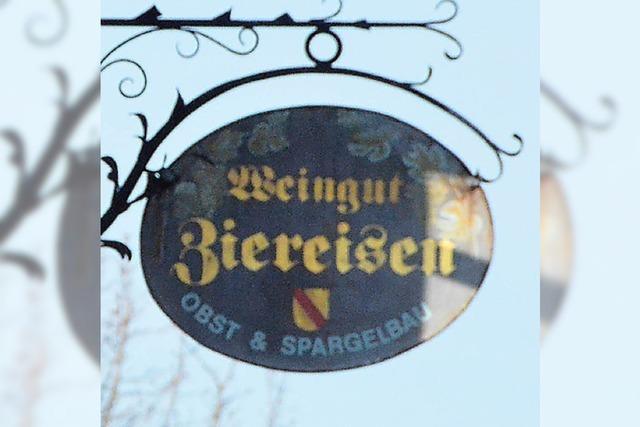 Zusage für Weinkeller, Ablehnung für Feriendomizil