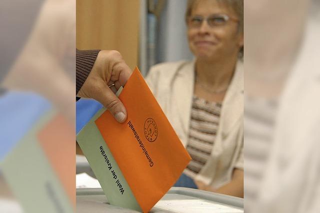 Briefwahl kein Indiz für Wahlbeteiligung