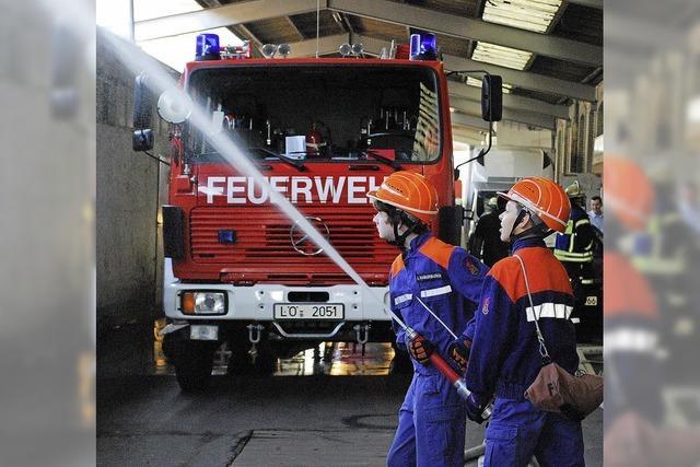 14 Spiele für 250 junge Feuerwehrleute