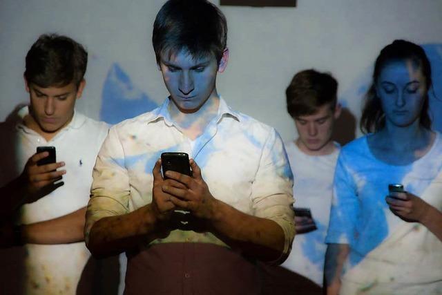 Die Scheinwelt der sozialen Netzwerke