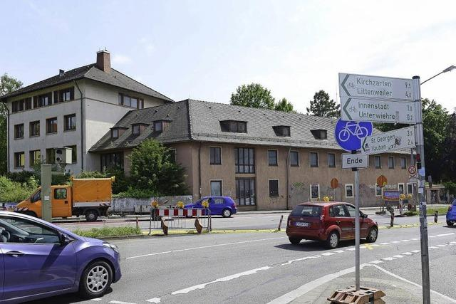 Eckhaus an der Kronenbrücke wird abgerissen