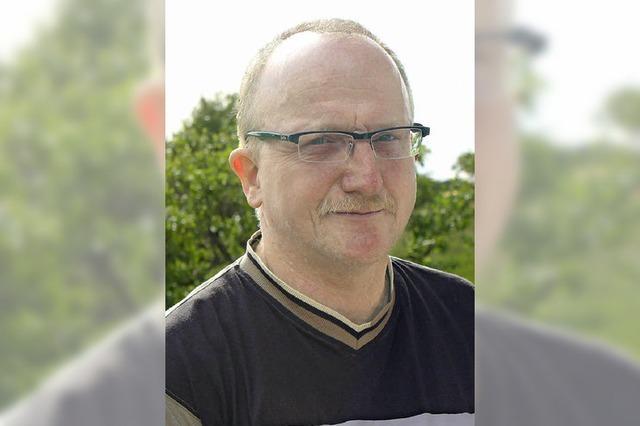 Bernhard Hinterseh informiert über Neurofibromatose: Aufklären heißt helfen