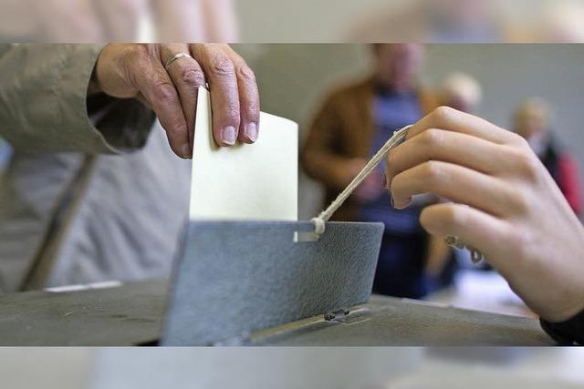 Mehr Wähler, weniger Räte