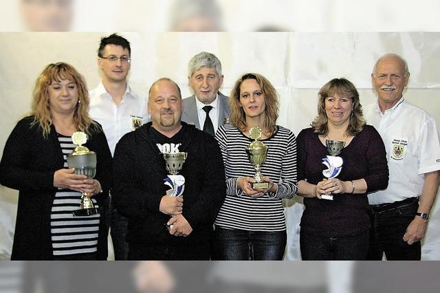 Breisacher Sportfischer Pokalsieger