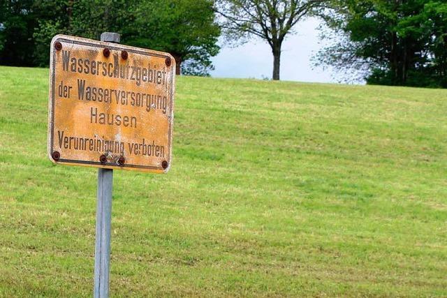 Das stinkt zum Himmel: Gülle im Wasserschutzgebiet