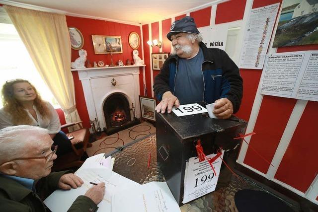 Wilders verliert Stimmen in den Niederlanden