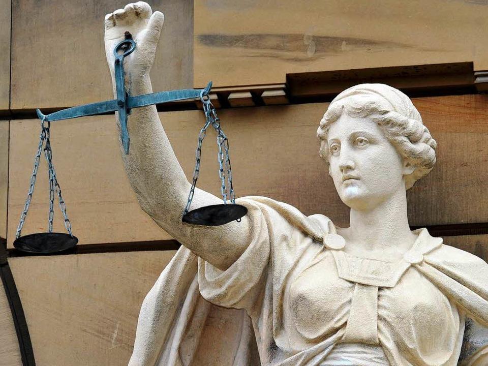 Bei Mord gibt es keine Strafmilderung.  | Foto: dpa