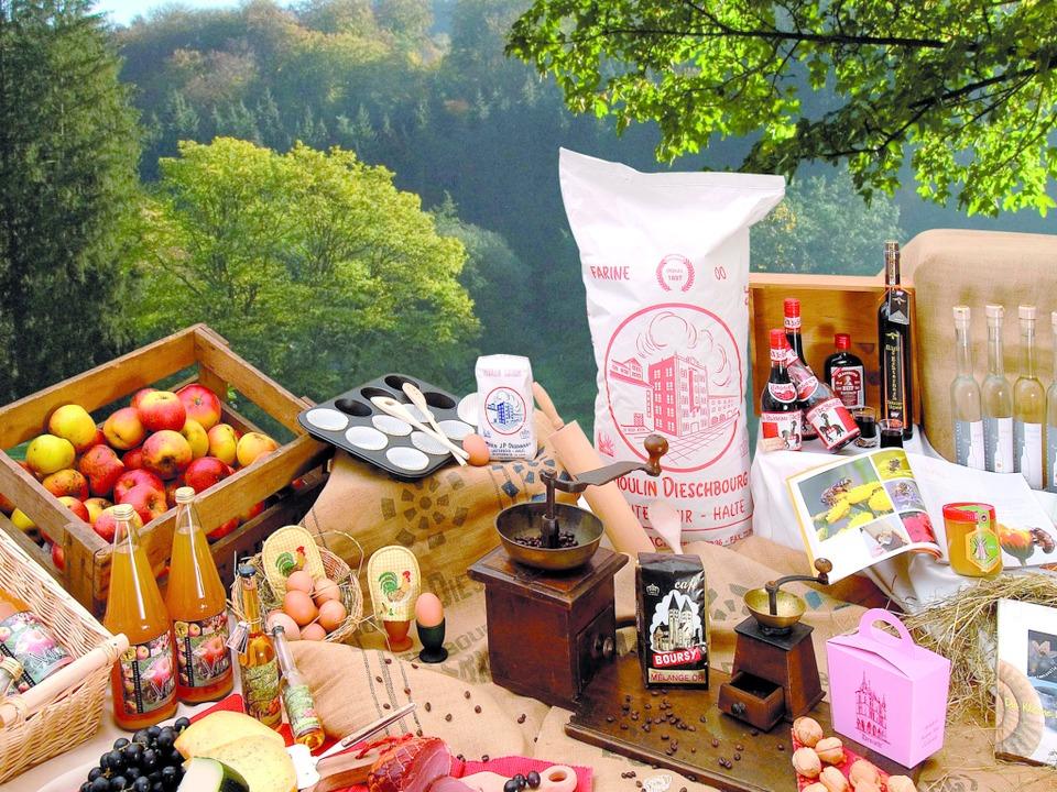Gourmets haben in Luxemburg die Qual d...t eine große Palette an Spezialitäten.  | Foto: O.N.T. Luxemburg