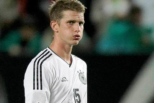 Der Oberschenkel zwickt – Lars Bender fällt für die WM aus