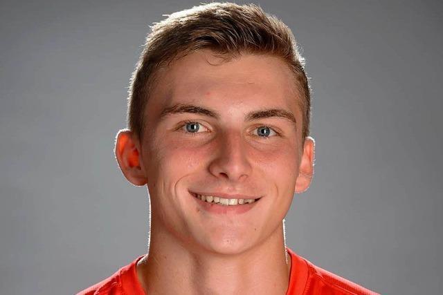 Maximilian Philipp unterschreibt Profivertrag beim SC Freiburg