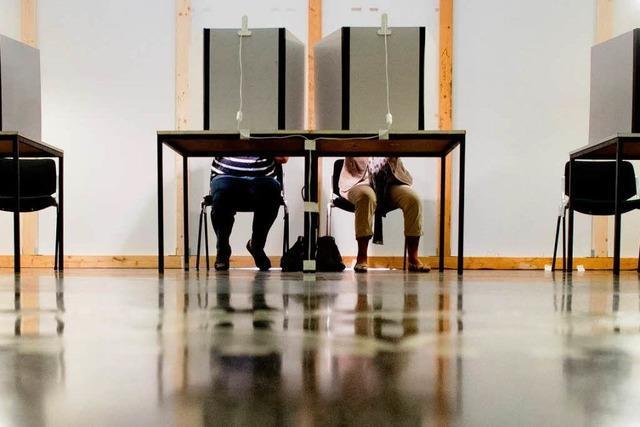 Richtig wählen bei den Kommunalwahlen