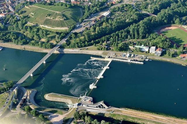 Rheinbrücke wird wegen Reparaturarbeiten gesperrt