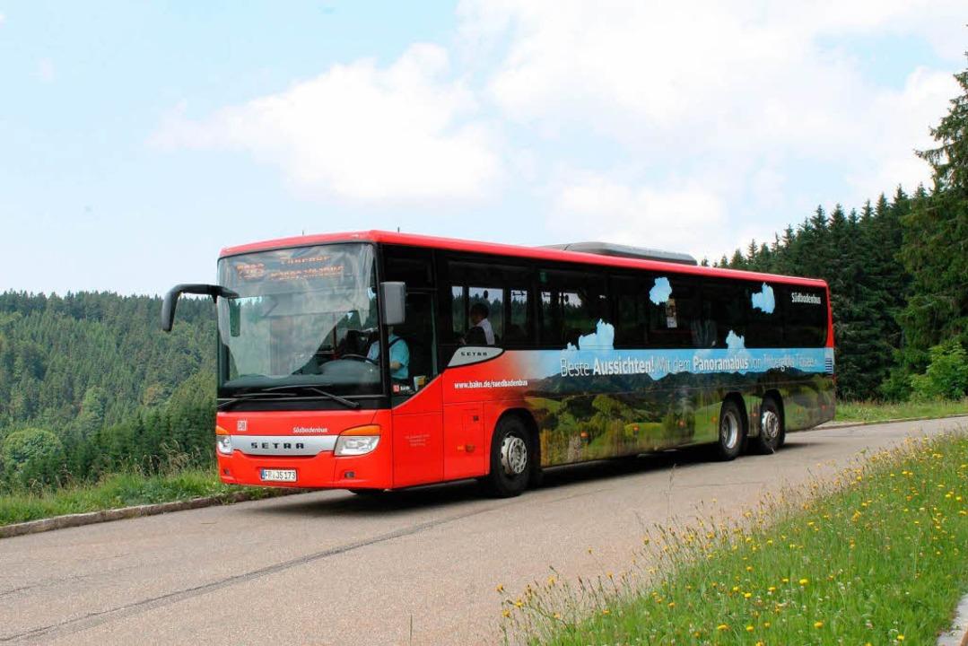 Mit besten Aussichten wird auf einem S...ein, kann es aber Platzprobleme geben.  | Foto: Schwarzwald-Baar-Kreis