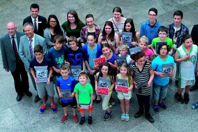 Lahrer Schüler beschäftigen sich mit aktuellen europäischen Themen