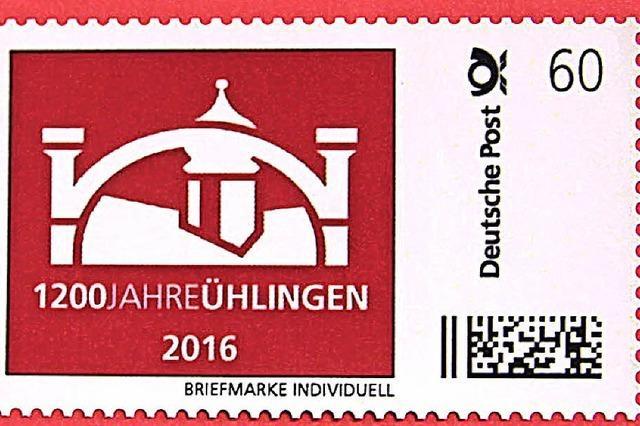 Ühlingen bekommt eine eigene Briefmarke zur 1200-Jahr-Feier