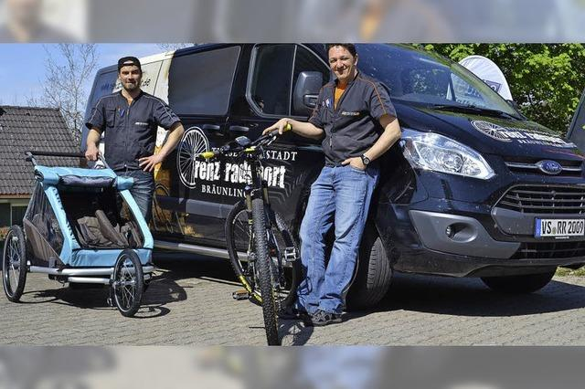 Re nz Radsport mit breitem Angebot in Neustadt