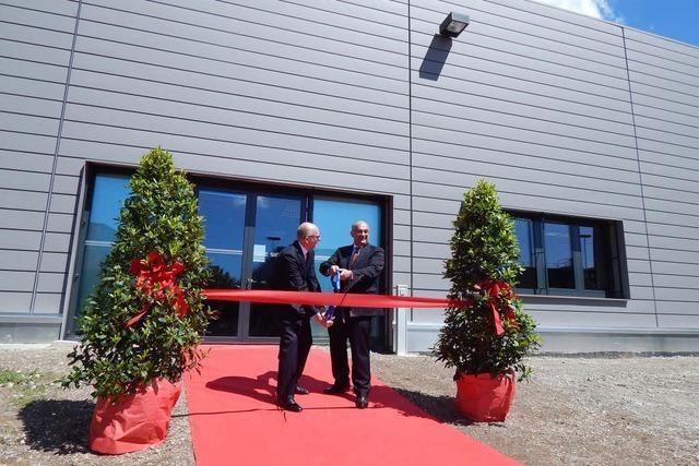 Sick AG weiht neues Laborgebäude in Waldkirch ein