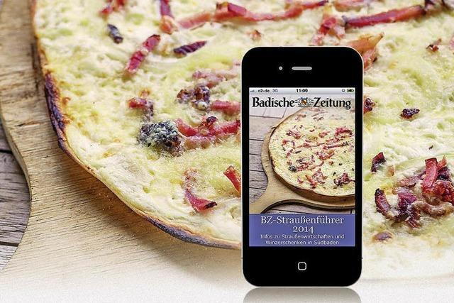 BZ-Straußenführer 2014: Der mobile Brägele-Kompass