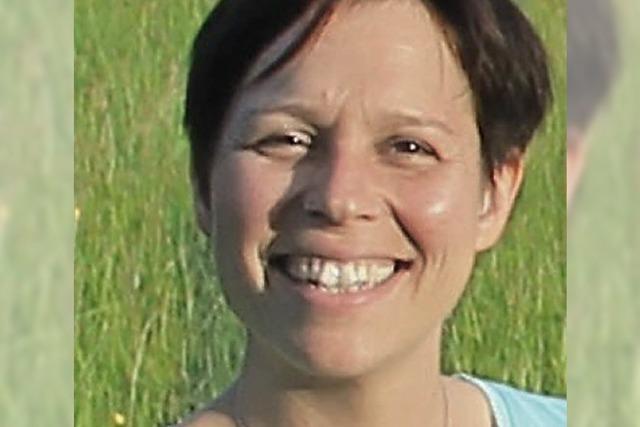 Ulrike Böhm ist eingesprungen