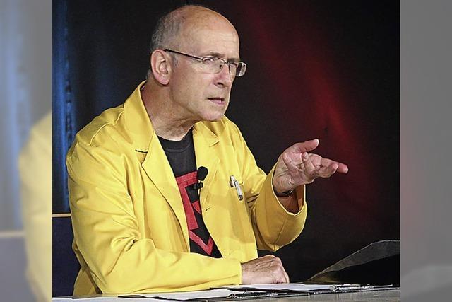 Stefan Reusch in Schönau: Ein laues Lüftchen