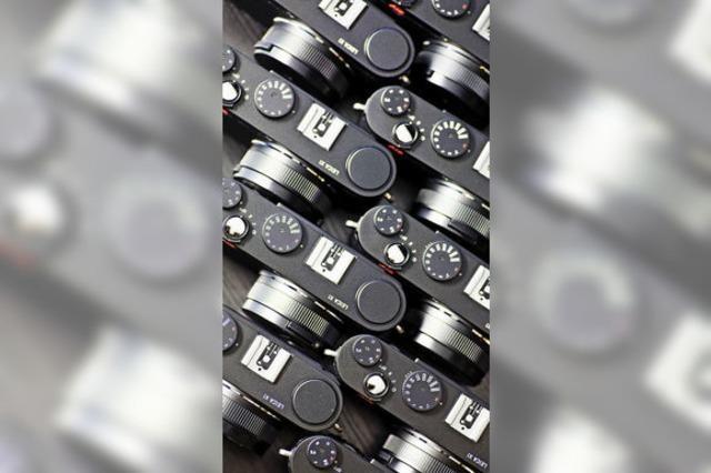 Totenglocken läuteten bei Leica zu früh