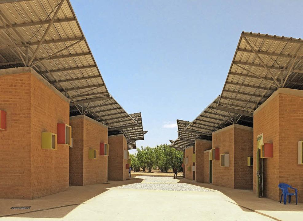 Bernhard Rumstadt und sein Sahel-Krankenhaus   | Foto: Hupka/Kéré