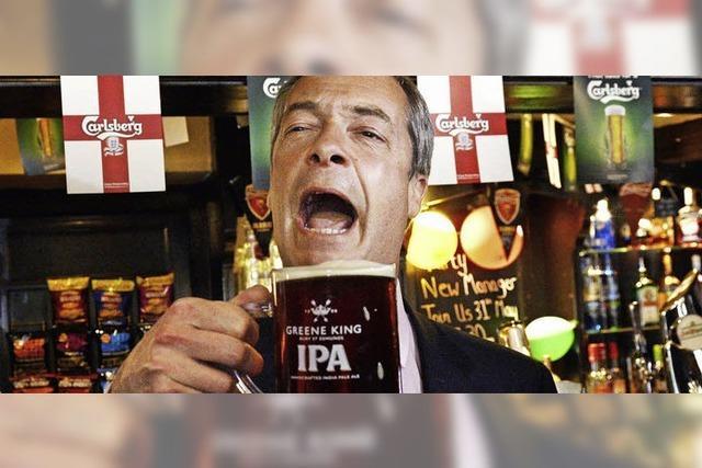 Wahlerfolg der Rechtspopulisten in England