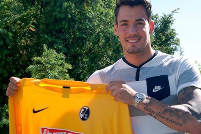 SC nimmt Schweizer Torwart Roman Bürki unter Vertrag