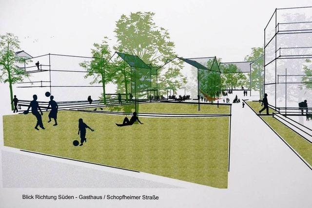 Stuttgarter Büro plant Modellstadtteil Schöpflin-Quartier