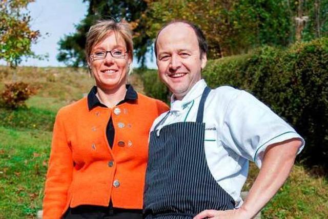 Gastronomenpaar Gauwitz: Abschied vom Sommerberg