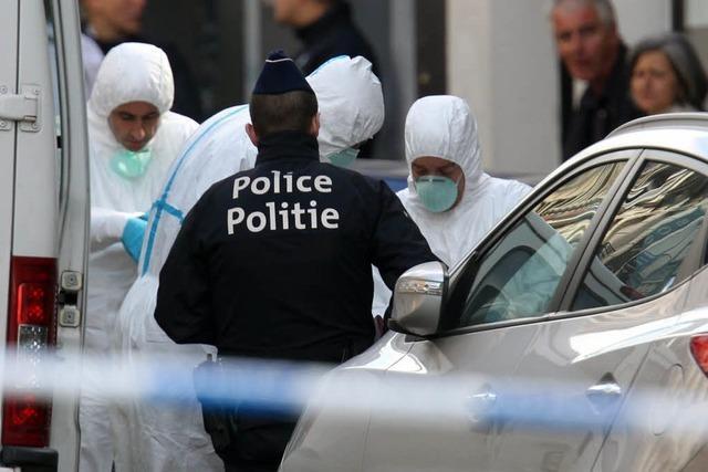 Drei Menschen im Jüdischen Museum in Brüssel erschossen