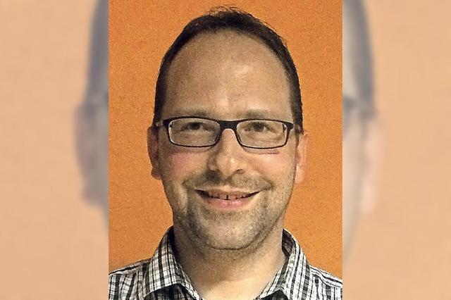A. Eisenbeis ist neu im Vorstandsteam