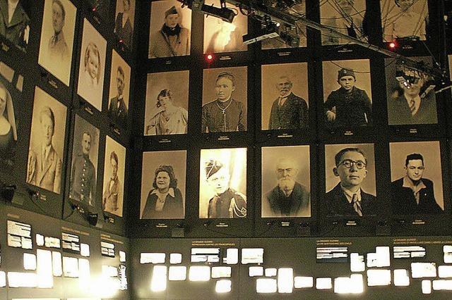 Im Elsass gingen die Deutschen über Leichen