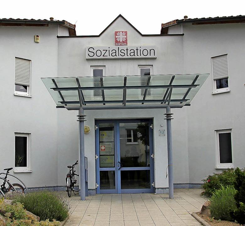 Die Sozialstation hat sich gut entwick...er auch mit einigen Problemen kämpfen.  | Foto: Sabine Model