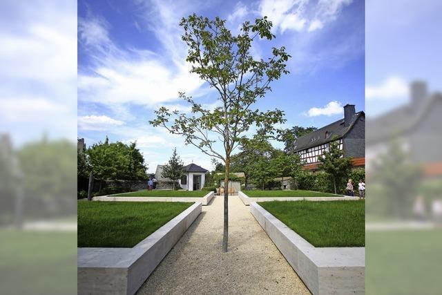 Limburger Garten offen