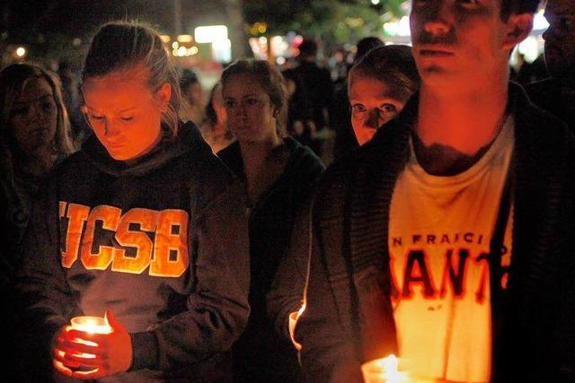 22-Jähriger tötet sechs Menschen aus Frauenhass