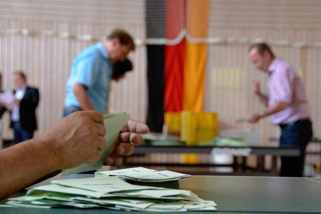 CDU bleibt stärkste Kraft – Junge Kandidaten im Aufwind