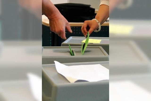 Bad Krozinger Gemeinderat bekommt grünen Touch