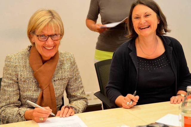 Verkehrskonzept Batzenberg unterzeichnet