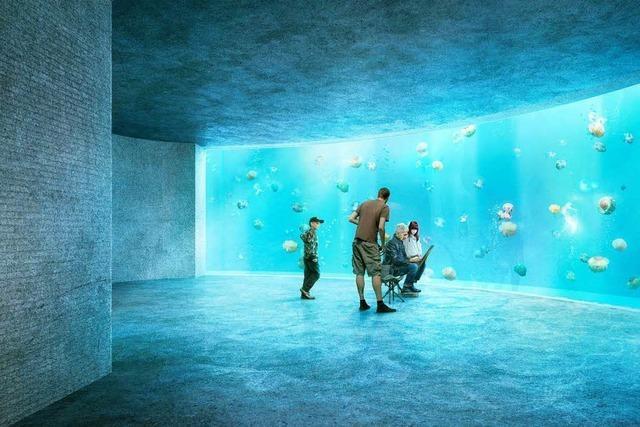 Basler Zoo will Ozeanium für 85 Millionen Euro bauen