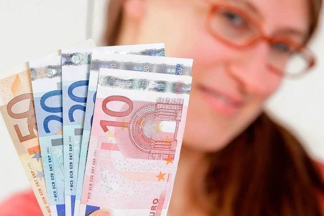 Bei Krediten sind satte Rückerstattung ist möglich