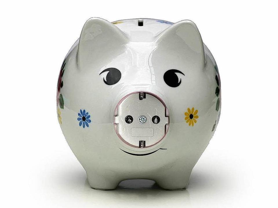 Man kann das Sparschwein auch mit Energiesparmaßnahmen füllen.  | Foto: Rilo Naumann (fotolia.com)