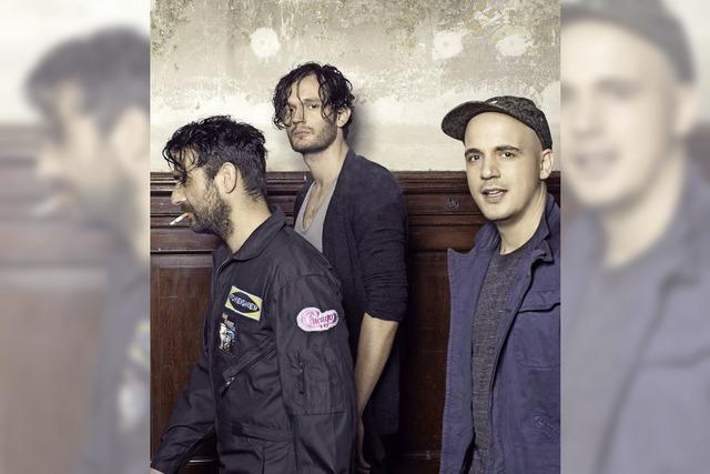Moderat in Basel: Die Supergroup der elektronischen Musik
