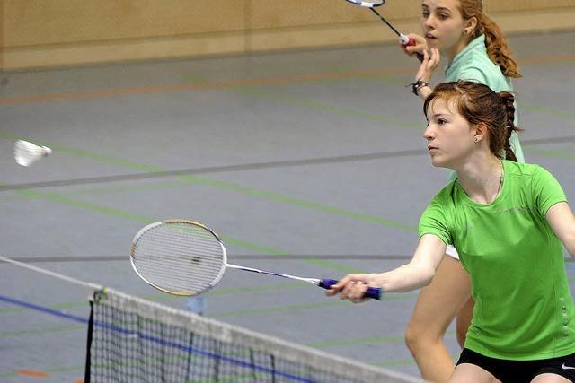 Marcia Mottarelli triumphiert im Einzel und Doppel
