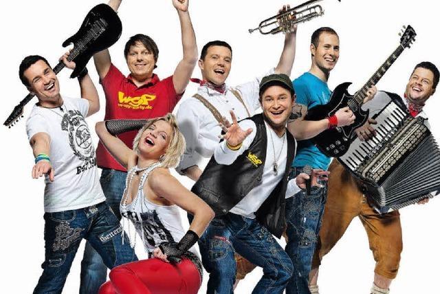 Dorffest in Willaringen mit mehr als 200 Musikern