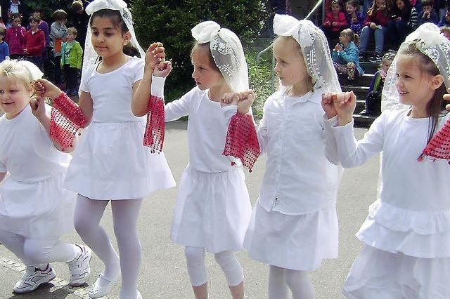 Multikulturell gefeiert