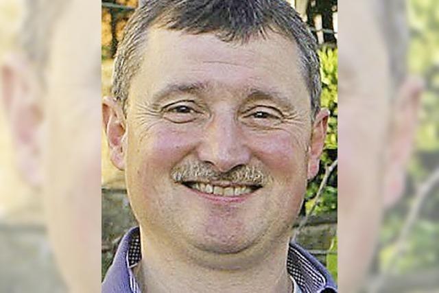 Armin Roesner zittert sich in den Kreistag
