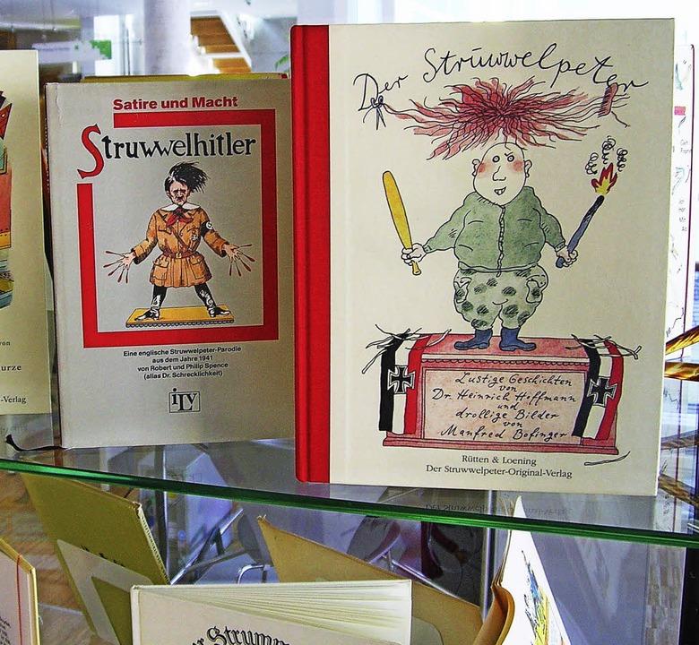 Vom Kinderbuch inspiriert: Parodien au...er Müllheimer Mediathek gezeigt wurden  | Foto: Archivbild:Bernd Michaelis